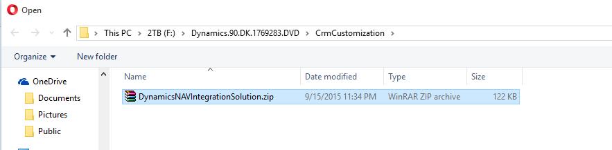 NAV_CRM_Solution
